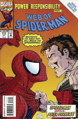 Web of Spider-Man Vol. 1 (1985-1995) (Comic-book) #117