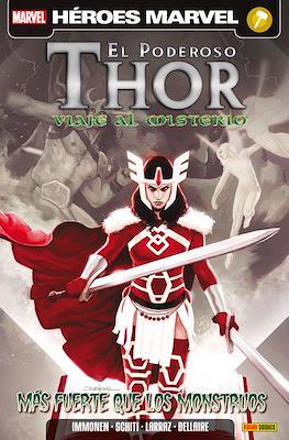 El Poderoso Thor: Viaje al misterio (2012-2014) (Rústica 136-224 pp) #4