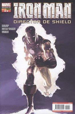 Iron Man: Director of SHIELD / Iron Man & Máquina de Guerra / El Invencible Iron Man (2008-2011) #9