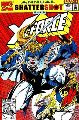 X-Force Annual (Comic Book) #1