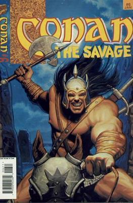 Conan the Savage (Grapa 48-52 pp) #6