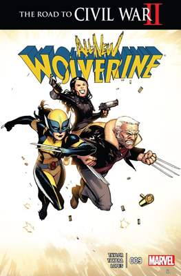 All-New Wolverine (2016-) #9