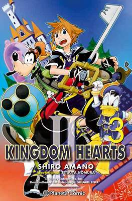 Kingdom Hearts II (Rústica con sobrecubierta) #3