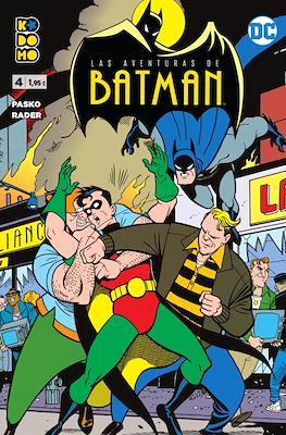 Las aventuras de Batman #4