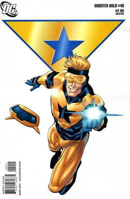 Booster Gold Vol. 2 (2007-2011) #40