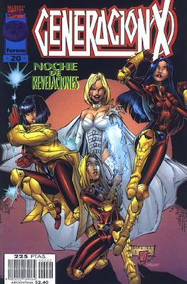 Generación-X Vol. 2 (1996-2000) (Grapa 24 pp) #20