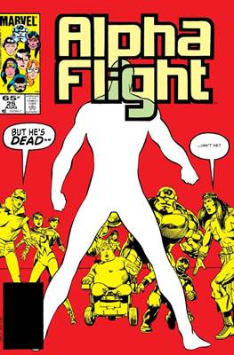 Alpha Flight (Vol. 1 1983-1994) (Digital) #25