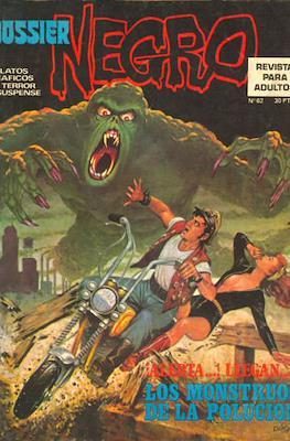 Dossier Negro (Rústica y grapa [1968 - 1988]) #62