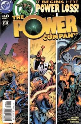 The Power Company (Comic Book) #8