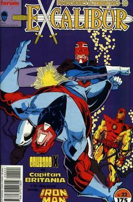 Excalibur Vol. 1 (1989-1995) (Grapa) #22