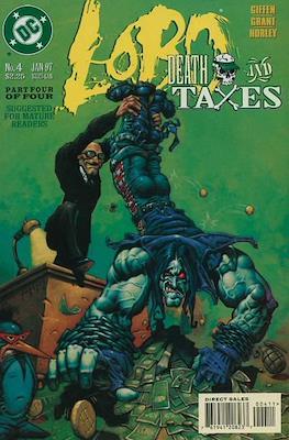 Lobo: Death and Taxes (Comic Book 24 pp) #4