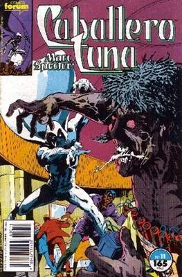 Caballero Luna Vol.1 (1990-1991) (Grapa.32-64 páginas..) #11