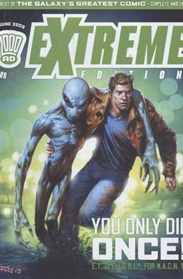 2000 AD Extreme Edition #9