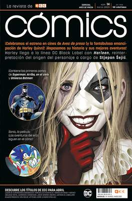 ECC Cómics (Grapa 48 pp) #14