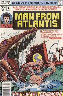 Man from Atlantis (Comic-book.) #6