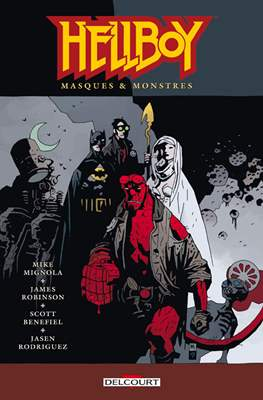 Hellboy (Cartonné) #14