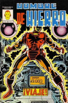 El Hombre de Hierro Vol. 3 (Grapa 24 pp. 1981-1982) #3