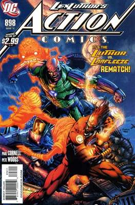 Action Comics Vol. 1 (1938-2011; 2016-) (Comic Book) #898