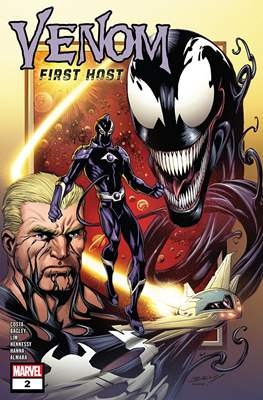 Venom: First Host (Comic Book) #2