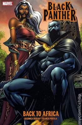 Black Panther (Vol. 4 2005-2008) (Softcover) #7