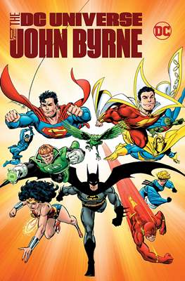 The DC Universe by John Byrne