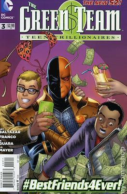 The Green Team: Teen Trillionaires (2013-2014) (Grapa) #3