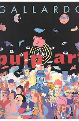 Gallardo. Pulp Art