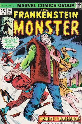 The Frankenstein monster (Grapa) #16