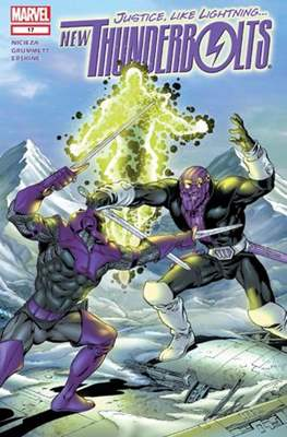 Thunderbolts Vol. 1 / New Thunderbolts Vol. 1 / Dark Avengers Vol. 1 (Comic-Book) #98