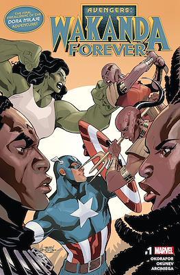 Avengers: Wakanda Forever