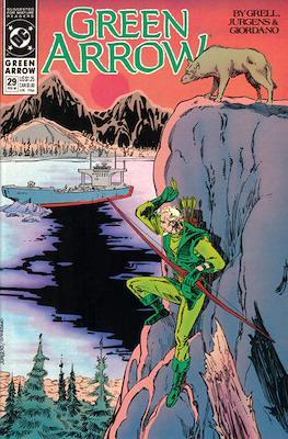 Green Arrow Vol. 2 (Comic-book.) #29