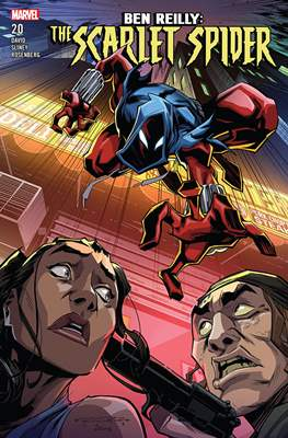 Ben Reilly: The Scarlet Spider (Comic-book) #20