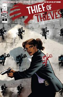 Thief of Thieves (Comic-book) #3