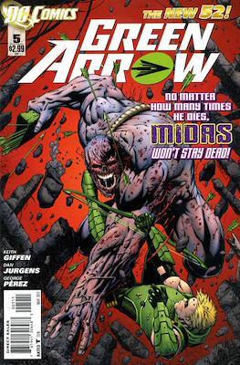 Green Arrow Vol. 5 (2011-2016) #5
