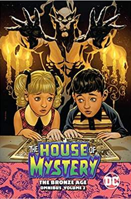 The House of Mystery: The Bronze Age Omnibus (Hardcover 792 pp) #2