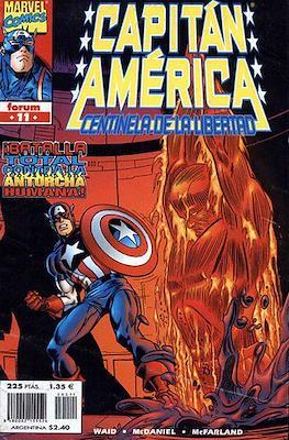 Capitán América: Centinela de la libertad (1999-2000) #11