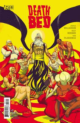 Death Bed (Comic Book) #3