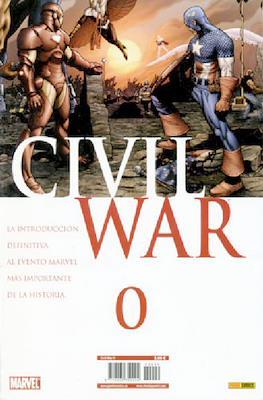 Civil War (Grapa) #0