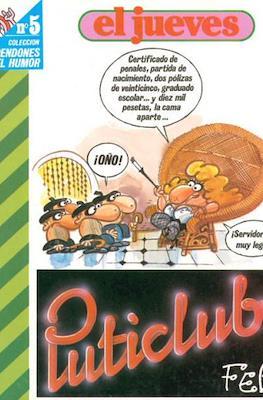 Colección Pendones del Humor #5