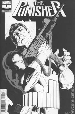 The Punisher (2018- Variant Cover) #1.5