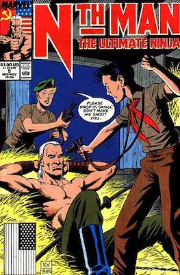 Nth Man (Comic-book) #5