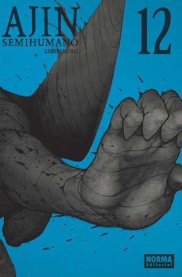 Ajin: Semihumano (Rústica con sobrecubierta) #12