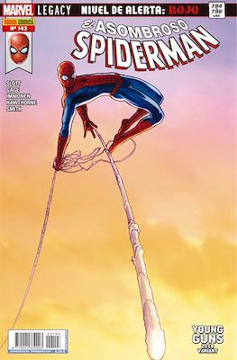 Spiderman / Spiderman Superior / El Asombroso Spiderman (Portadas alternativas) (Rústica) #143.1