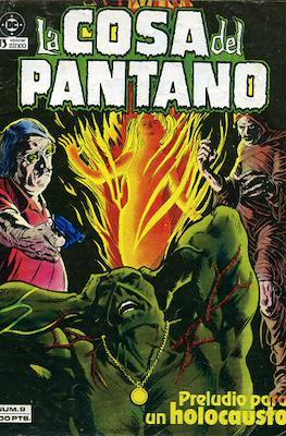 La Cosa del Pantano (1984-1985) (Grapa, 36 páginas) #9