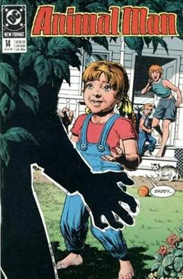 Animal Man (1988-1995) (Comic Book) #14
