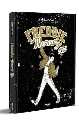 Freddie Mercury Una biografía (Cartoné 144 pp)