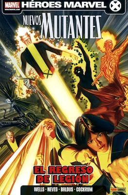 Nuevos Mutantes Vol. 2 (2010-2013). Héroes Marvel (Rústica 160 pp) #1