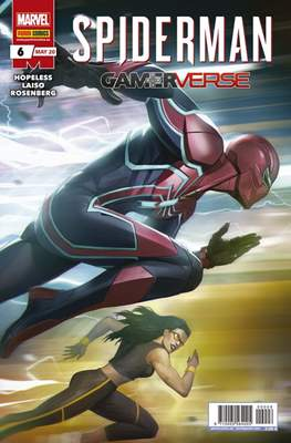 Spiderman: Gamerverse (2019-) #6