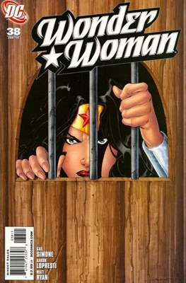 Wonder Woman Vol. 3 (2006-2011) (Comic Book) #38