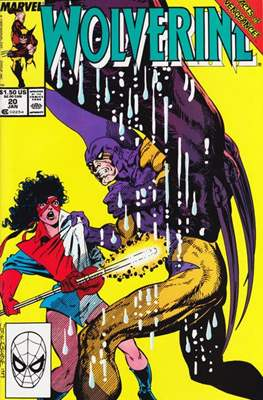 Wolverine (1988-2003) (Comic Book) #20